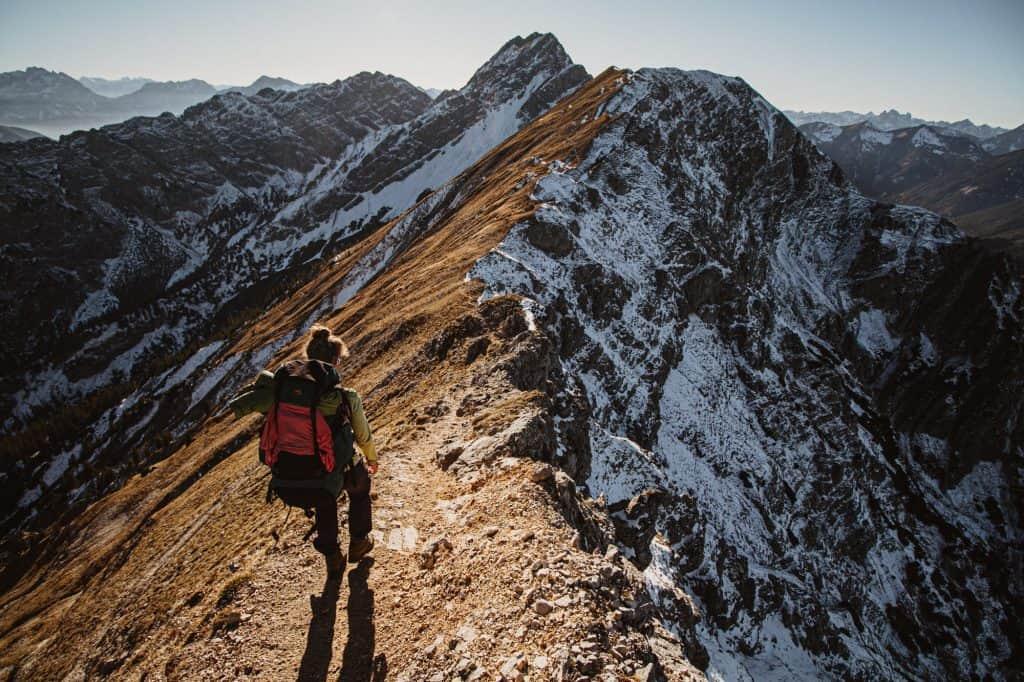 outdoor fotografie ammergauer Alpen Kreuzspitze Andreas Höfer